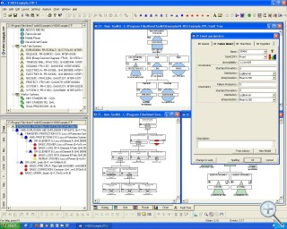 Fault Tree Analysis Screen shot