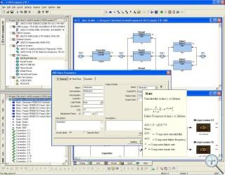 Reliability Block Diagram Software for RBD ConstructionItem Software